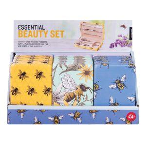 Is Gift Essential Beauty Set - Bees (4Asst/15Disp) Assorted 10x6.8x2.2cm