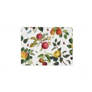 Ulster Weavers Royal Horticultural Society Fruit Placemat Set/4 Purple/Multi 29x21x1cm