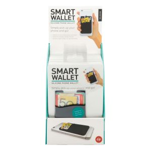 IS GIFT Smart Wallet  assorted Black & white