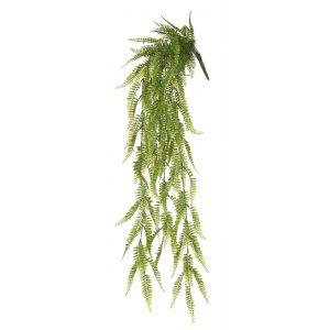 Rogue Fern Hanging Bush Green 25x20x96cm