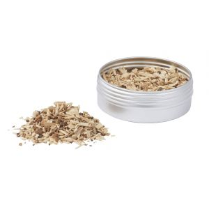 Davis & Waddell Apple Woodchips for Infusion Smoker Natural 7x7x3cm