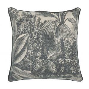 Amalfi Solano Cushion Green/Natural 50x10x50cm
