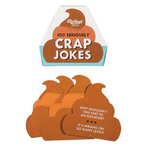 Ridleys 100 Crap Jokes Brown