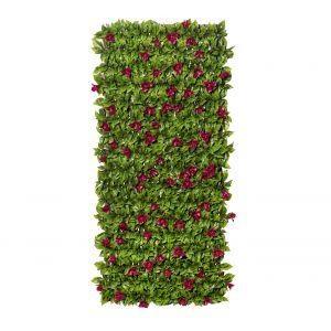 Rogue Bougainvillea Expanding Trellis Dark Pink/Green 200x20x100cm
