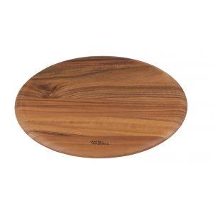 Davis & Waddell Arden Acacia Wood Lazy Suzan Natural 40x40x2cm