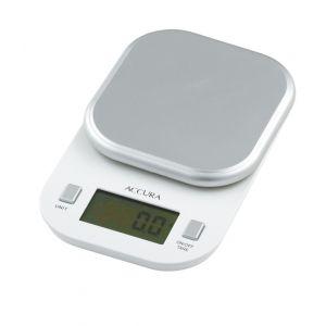 Davis & Waddell Pyxis Electronic Diet Scale White/Silver 16x10.5x2.5cm/1kg/0.5g