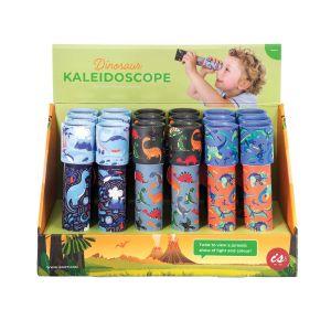 Is Gift Kaleidoscopes - Dinosaurs (3Asst/18Disp) Assorted 4.5x19x4.5cm
