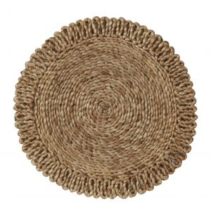 Amalfi Carrie Placemat Natural 35x35x0.3cm