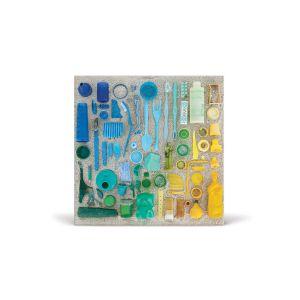 Fred Jigsaw Puzzle Beach Trash - 500pcs  Multicoloured