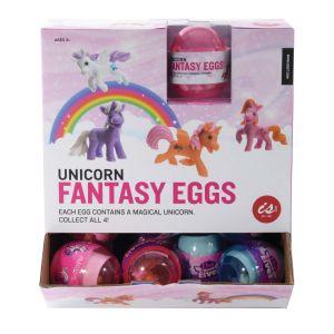 IS GIFT Unicorn Fantasy Eggs  assorted