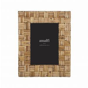 "Amalfi Cardell 4x6"" Photo Frame Natural 17.5x2x22cm"