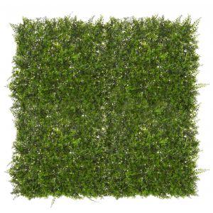 Rogue Mixed Fern Tile Green 100x8x100cm