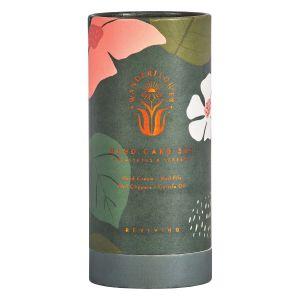 Wanderflower Hand Care Kit Green 16.3x7.5x7.5cm