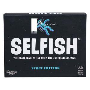 Ridleys Selfish: Space Edition Black