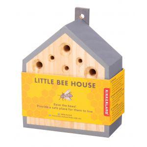 Kikkerland Little Bee House Natural