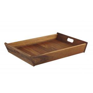 Davis & Waddell Acacia Wood Serving Tray Natural 51x35.5x8cm