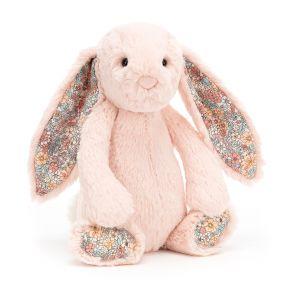 Jellycat Blossom Bashful Blush Bunny Medium Pink 31x12x15cm