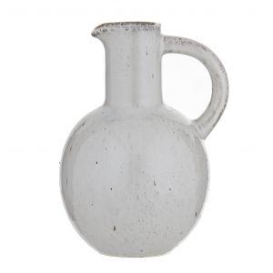 Amalfi Tilda Vessel Vintage White 15x13.5x20.5cm