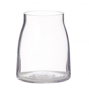 Rogue Stella Vase Clear 13x13x16cm