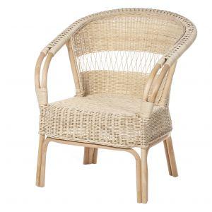 Amalfi Bahamas Chair Natural 74x63x86cm