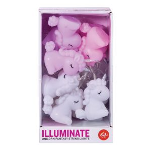Is Gift Illuminate String Lights - Unicorn Fantasy Multi-Coloured 8x6x210cm