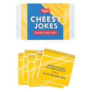 Ridleys 100 Cheesy Jokes Yellow