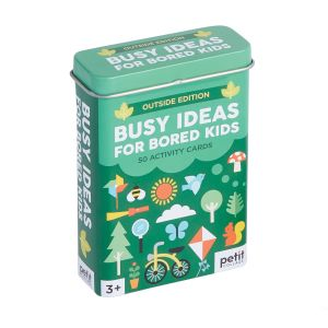 Petit Collage Busy Ideas For Bored Kids: Outdoor Edition Green