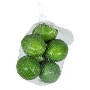 6 PCS LIME MESH BAG  Green 51.145.12