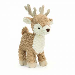Jellycat Mitzi Reindeer Large Brown/Cream 18x11x36cm