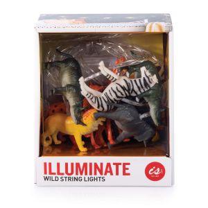 IS GIFT Illuminate String Lights - Wild  Multicoloured