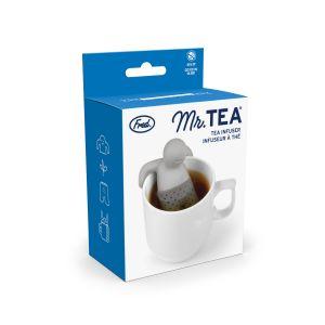Fred Mr Tea - Tea Infuser Grey 3.5x6.2x8cm