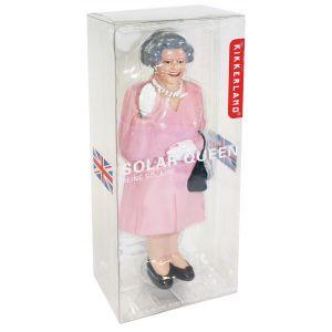 Kikkerland Solar Queen  assorted Pink & Blue