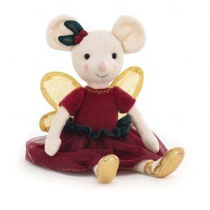 Jellycat Sugar Plum Fairy Mouse NA