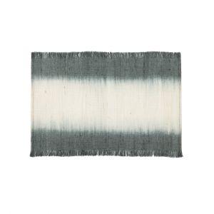 Amalfi Palisades Placemat Set/4 Blue/Natural 48x0.1x33cm