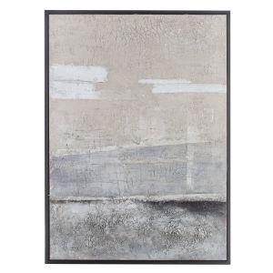 Grand Designs Elliot Wall Décor Beige/Grey/Black 145x4.7x105cm