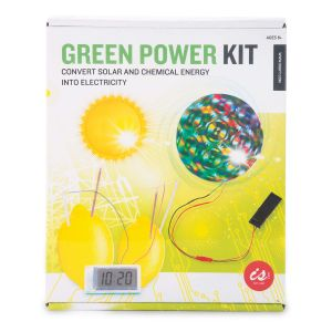 Discovery Zone Green Power Kit Multi-Coloured 24x20.5x4cm