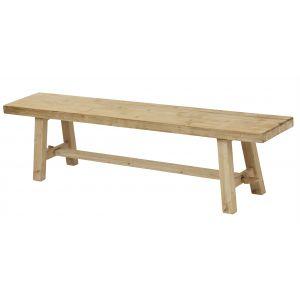 Rogue Timber Indoor Display Stand Natural 180x33x45cm