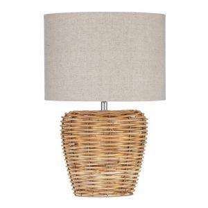 Amalfi Stable Table Lamp Natural/Cream 30x30x45.5cm
