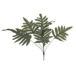 Rogue Rabbit Foot Fern Plant Grey/Green 70x50x69cm