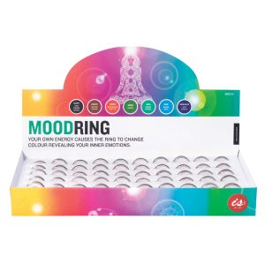 IS GIFT Mood Rings  assorted Colour changes to reflect your mood