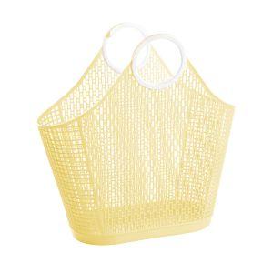 Sunjellies Fiesta Shopper Yellow - Large Yellow