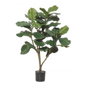 Rogue Fiddle Tree-Large Leaf Green 75x60x95cm