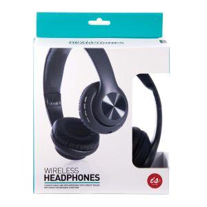 IS GIFT Wireless Headphones  Black