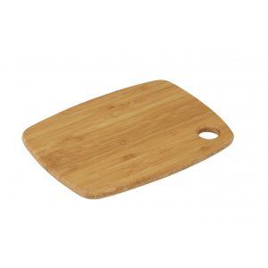 MasterPro Tri-Ply Bamboo Utility Board Mini Natural 20x15x1cm
