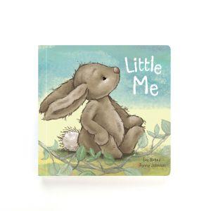 Jellycat Little Me Book Blue 21x21x2cm