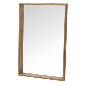 Grand Designs Arlo Floor Mirror Natural 120x180cm