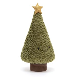 JELLYCAT Amuseable Christmas Tree Small Green 29x16cm