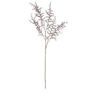 Rogue Wild Asparagus Spray Burgundy 38x20x102cm