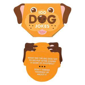 Ridleys 100 Dog Jokes Orange
