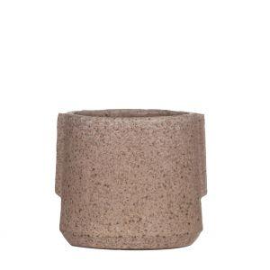 Rogue Ari Pot Soft Pink 16x14x13cm